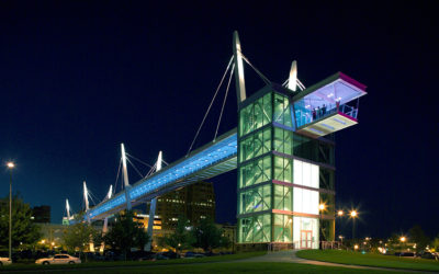 Davenport Rhythm City Skybridge