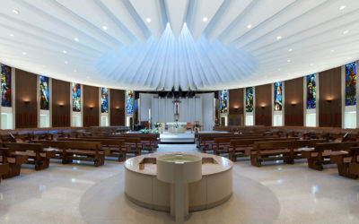 All Saints Cathedral, worship project