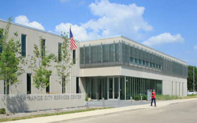 Cedar Rapids City Services Center