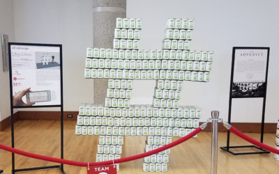Central Iowa CANstruction