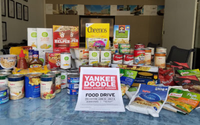 Yankee Doodle Food Drive