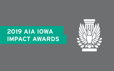 2019 AIA Iowa Impact Awards
