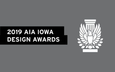 2019 Iowa Design Awards
