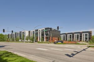 LEED Certification for One University Place