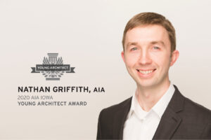 Nathan Griffith Young Architect Award