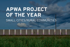 APWA Project of the Year