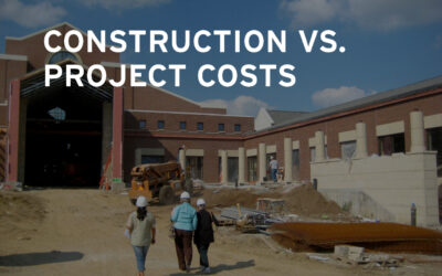 Construction vs. project costs